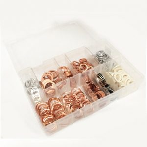 Sump Plug Washers - 250 Pieces WORKSHOPPLUS FREE DELIVERY