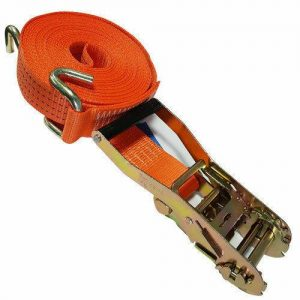Heavy Duty 5T Ratchet Strap With Claw Hook 10M WORKSHOPPLUS FREE DELIVERY