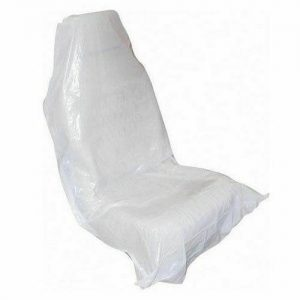 Disposable White Seat Covers (Boxed) - 100 Pieces WORKSHOPPLUS FREE DELIVERY