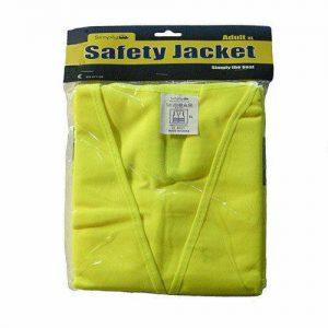 Hi-Vis Vest One size by WORKSHOPPLUS free delivery
