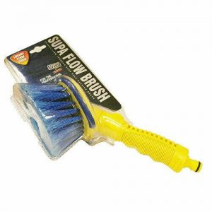 Premium Car Wash Brush with on/off switch WORKSHOPPLUS FREE DELIVERY