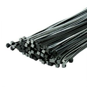Cable Ties Black And Silver In Assorted Sizes Pack of 700 FREE DELIVERY