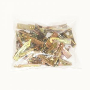 Crocodile Clips 25 Amp - 25 Pieces WORKSHOPPLUS FREE DELIVERY