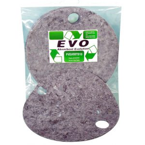 EVO Barrell Drum Top Oil Absorbent Pads - 10 Pieces COMPLETE WITH FREE DELIVERY