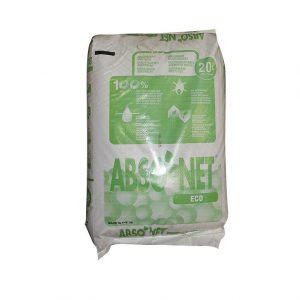 Abso Net Oil/Liquid Absorbent Granules 20L COMPLETE WITH FREE DELIVERY
