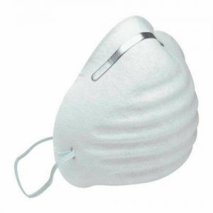 Dust Filter Masks - 20 Pieces WORKSHOPPLUS FREE DELIVERY
