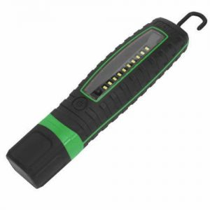 Sealey rechargeable 360° inspection lamp Green FREE DELIVERY