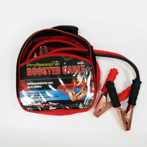 Professional HD 200amp Jump Booster Cables 2.5M WORKSHOPPLUS FREE DELIVERY