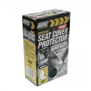 Seat Cover - Universal Car Single WORKSHOPPLUS FREE DELIVERY