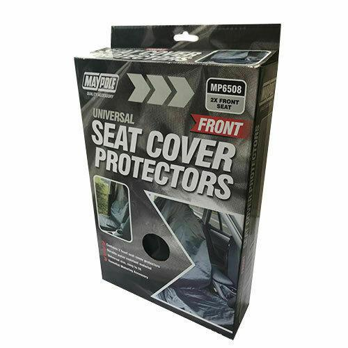 Seat Cover Twin Universal Car WORKSHOPPLUS FREE DELIVERY