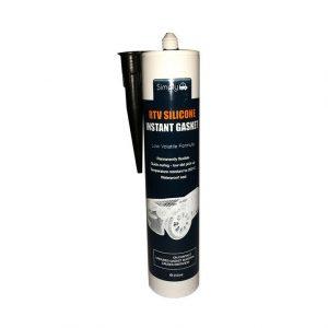 Silicone Instant Gasket Black Rtv 310ml WORKSHOPPLUS FREE DELIVERY