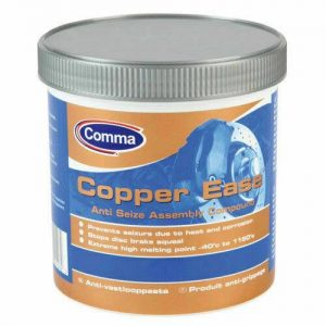 Comma Copper Ease Grease 500gm Tub FREE DELIVERY