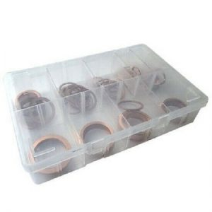 Large Copper Washers 18-35mm Assorted 90 Pieces WORKSHOPPLUS FREE DELIVERY