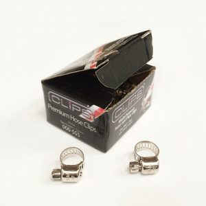 Hose And Pipe 8-12mm Clips - 10 Pieces WORKSHOPPLUS FREE DELIVERY