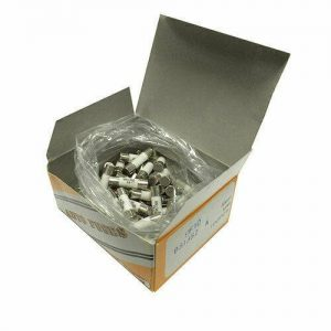 3 Amp Domestic Fuses - 100 Pieces COMPLETE WITH FREE DELIVERY