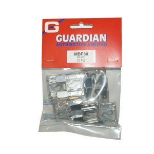 Maxi Blade Fuses 80 Amp 10 Pack WORKSHOPPLUS FREE DELIVERY