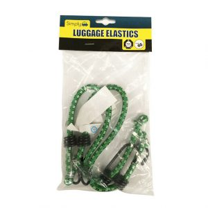 Luggage Elastics Bungee 45cm 2 Pack WORKSHOPPLUS FREE DELIVERY