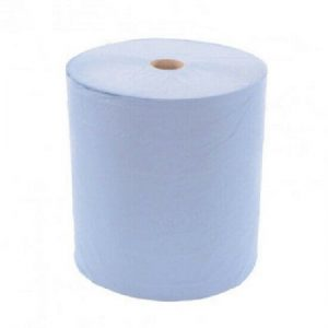 Wide Blue Paper Roll 3 ply 300M x 37cm FREE DELIVERY