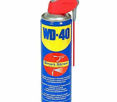 WD40 Aerosol Smart Straw 450ml - Pack of 12 FREE DELIVERY