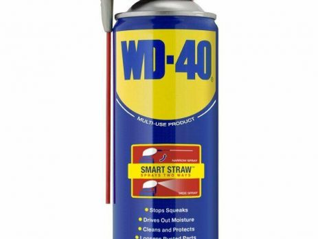 WD40 Aerosol Smart Straw 450ml WITH FREE DELIVERY