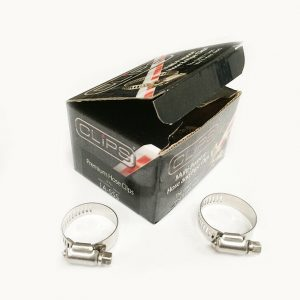 Hose And Pipe Clips 20-32mm - 10 Pieces WORKSHOPPLUS FREE DELIVERY