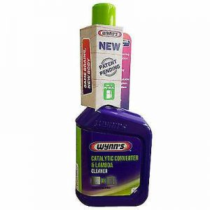 Wynns Catalytic Converter & Lambda Cleaner 325ml FREE DELIVERY