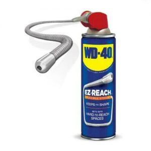 WD40 Flexible Straw system multi-purpose lubricant 400ml FREE DELIVERY
