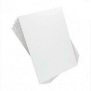 White Paper Floor Mats x 250 FREE DELIVERY