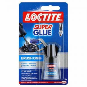 Wynns Loctite Superglue Brush 5g FREE DELIVERY