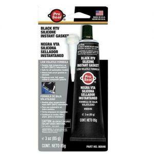 RTV Silicone Sealant Black 85gm FREE DELIVERY