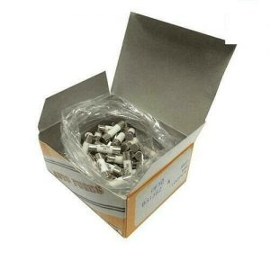 13 Amp Domestic Fuses - 100 Pieces FREE DELIVERY