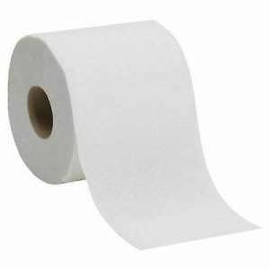 2 Ply White Paper Roll Wipes 360M x 28 cm - 2 Pieces WORKSHOPPLUS FREE DELIVERY